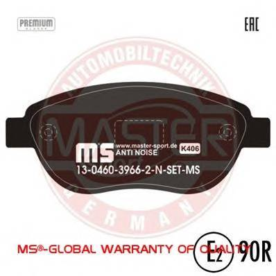 MASTER-SPORT 13046039662N-SET-MS