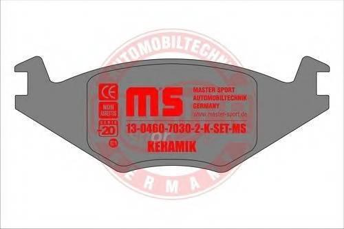 MASTER-SPORT 13046070302N-SET-MS