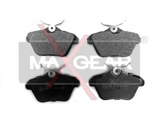 MAXGEAR 19-0433
