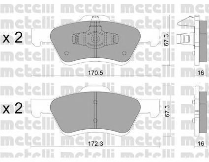METELLI 22-0906-0