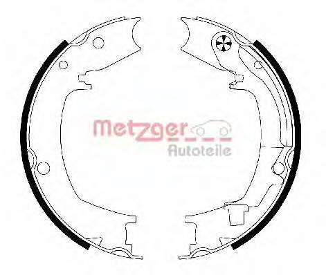 METZGER MG 204