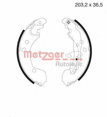 METZGER MG 985