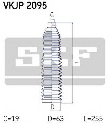 SKF VKJP 2095