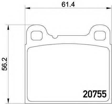 TEXTAR 2075506