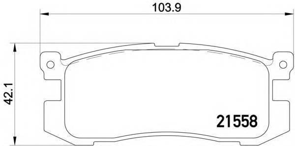 TEXTAR 2155801