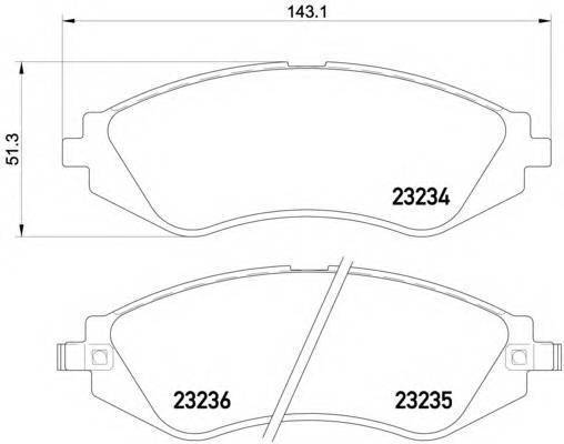 TEXTAR 2323401