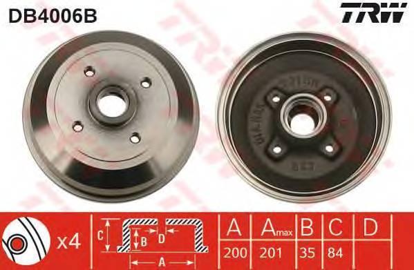 TRW DB4006B