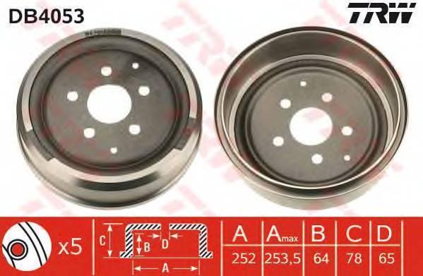 TRW DB4053