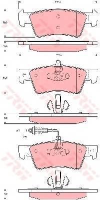 TRW GDB1671