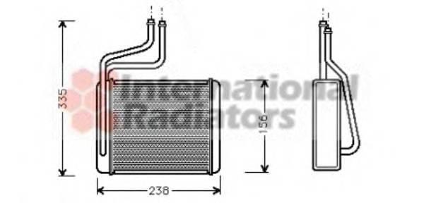 Теплообменник на форд мондео1 теплообменник для бани купить в самаре