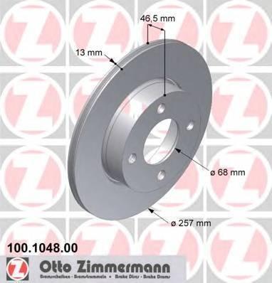 ZIMMERMANN 100104800