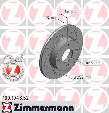 ZIMMERMANN 100104852