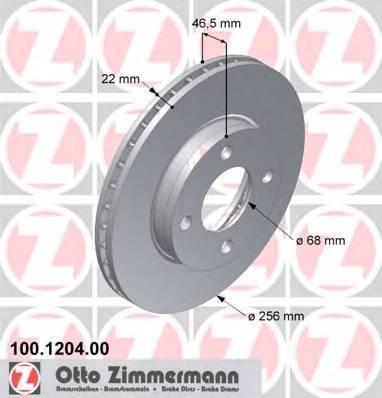 ZIMMERMANN 100120400