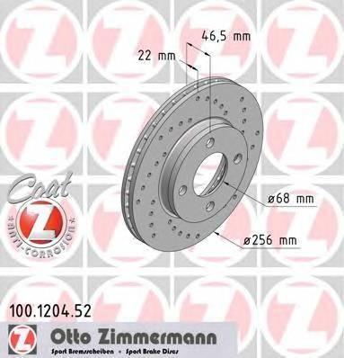 ZIMMERMANN 100120452