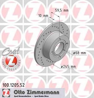 ZIMMERMANN 100120552