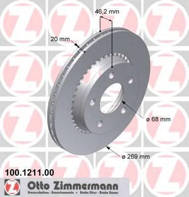 ZIMMERMANN 100121100