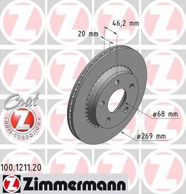 ZIMMERMANN 100121120