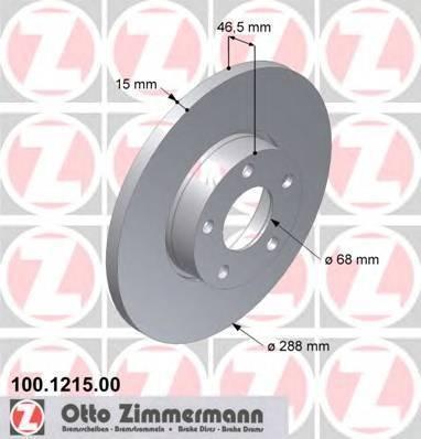 ZIMMERMANN 100121500