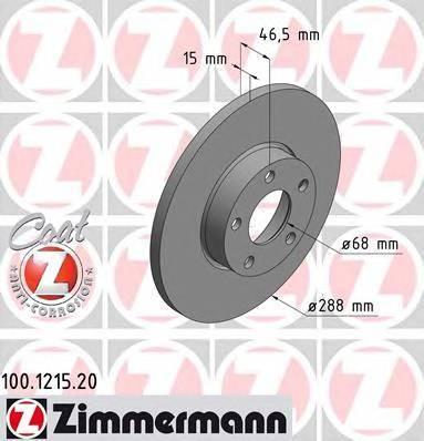 ZIMMERMANN 100121520