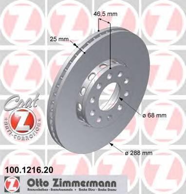 ZIMMERMANN 100121620