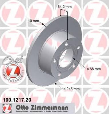 ZIMMERMANN 100121720