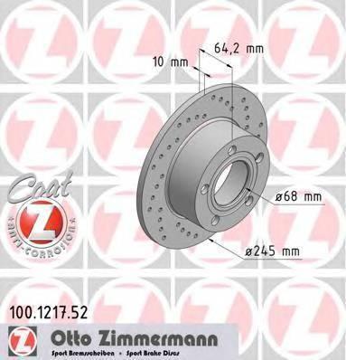 ZIMMERMANN 100.1217.52