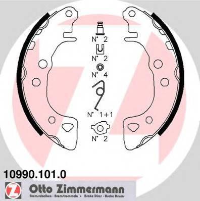 ZIMMERMANN 109901010