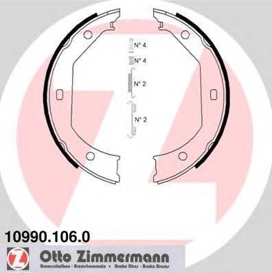 ZIMMERMANN 109901060