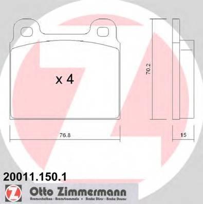 ZIMMERMANN 200111501