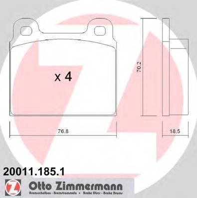 ZIMMERMANN 200111851