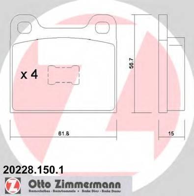 ZIMMERMANN 202281501