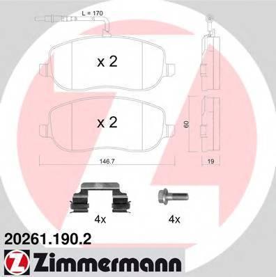 ZIMMERMANN 202611902