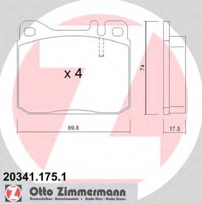 ZIMMERMANN 203411751