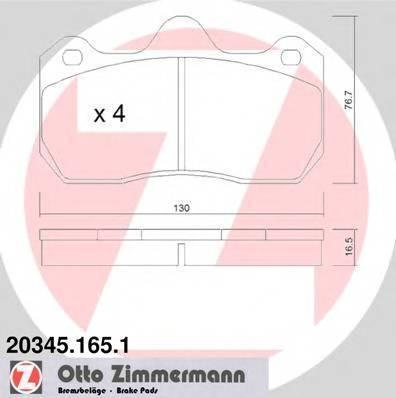 ZIMMERMANN 203451651