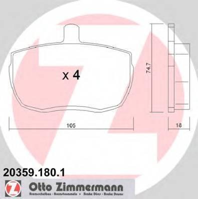 ZIMMERMANN 203591801