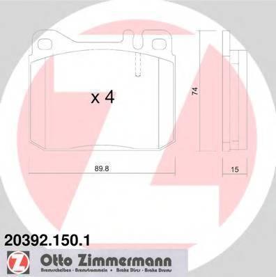 ZIMMERMANN 203921501