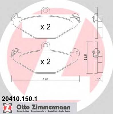 ZIMMERMANN 204101501