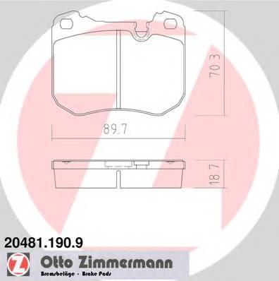 ZIMMERMANN 204811909