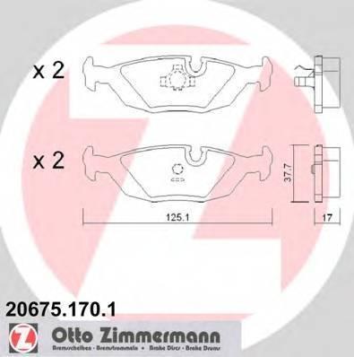 ZIMMERMANN 20675.170.1