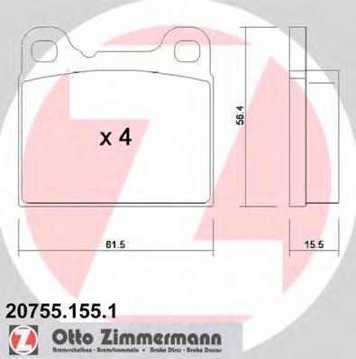 ZIMMERMANN 20755.155.1