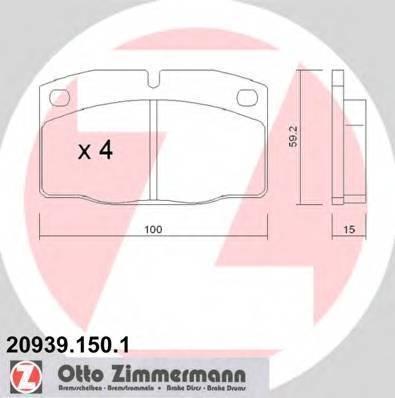 ZIMMERMANN 20939.150.1
