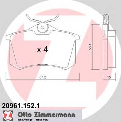 ZIMMERMANN 20961.152.1