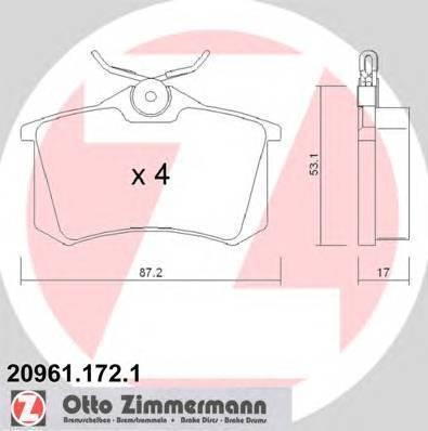 ZIMMERMANN 20961.172.1