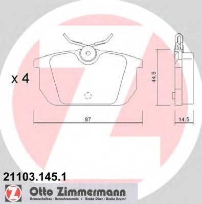 ZIMMERMANN 21103.145.1