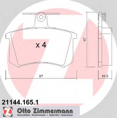 ZIMMERMANN 21144.165.1
