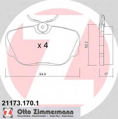 ZIMMERMANN 21173.170.1