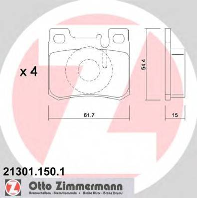 ZIMMERMANN 21301.150.1