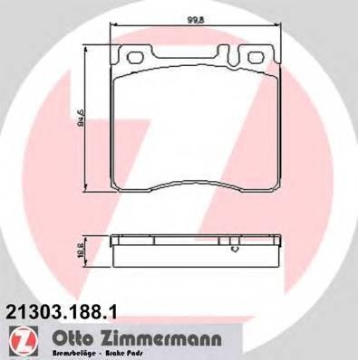ZIMMERMANN 21303.188.1