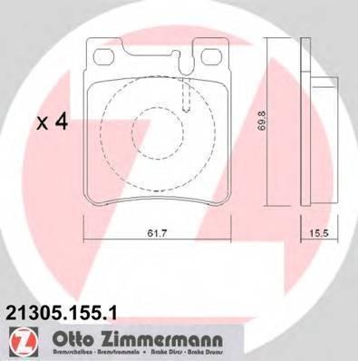 ZIMMERMANN 21305.155.1
