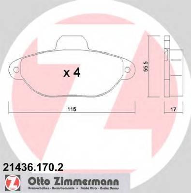 ZIMMERMANN 21436.170.2